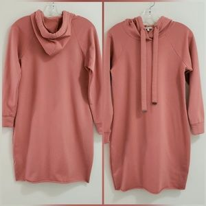 Charlotte Russe Dress, Clay Rose Pink, Sz Sm